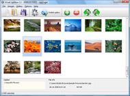create web album gallery ajax